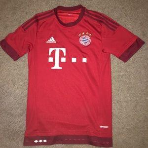 2015/2016 Bayern Munich Home Jerysey